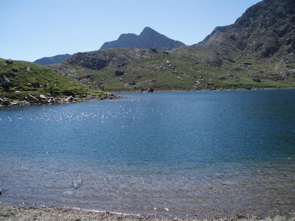 Glaslyn lake