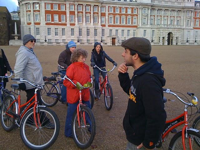 Fat Tyre Bike Tour