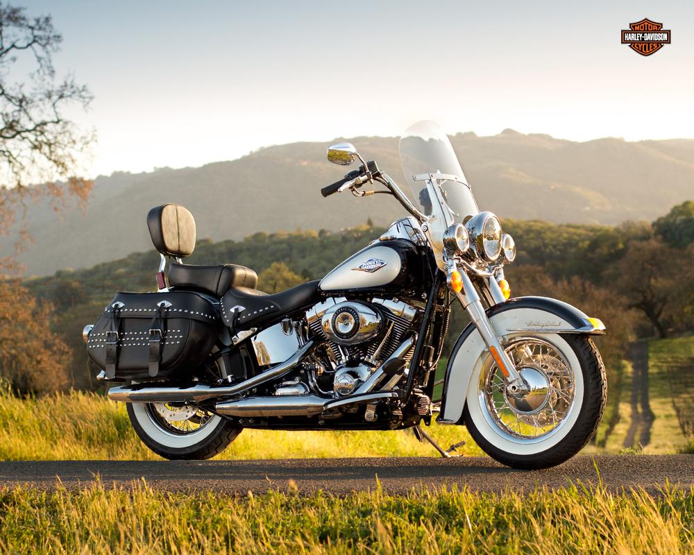 Harley Davidson Heritage Softail Classic