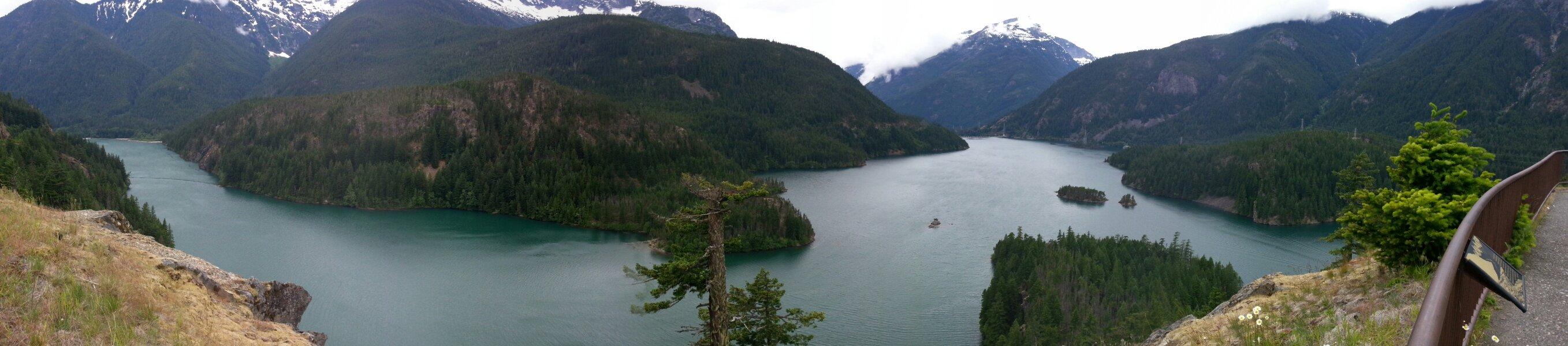 Diablo Lake, Washington