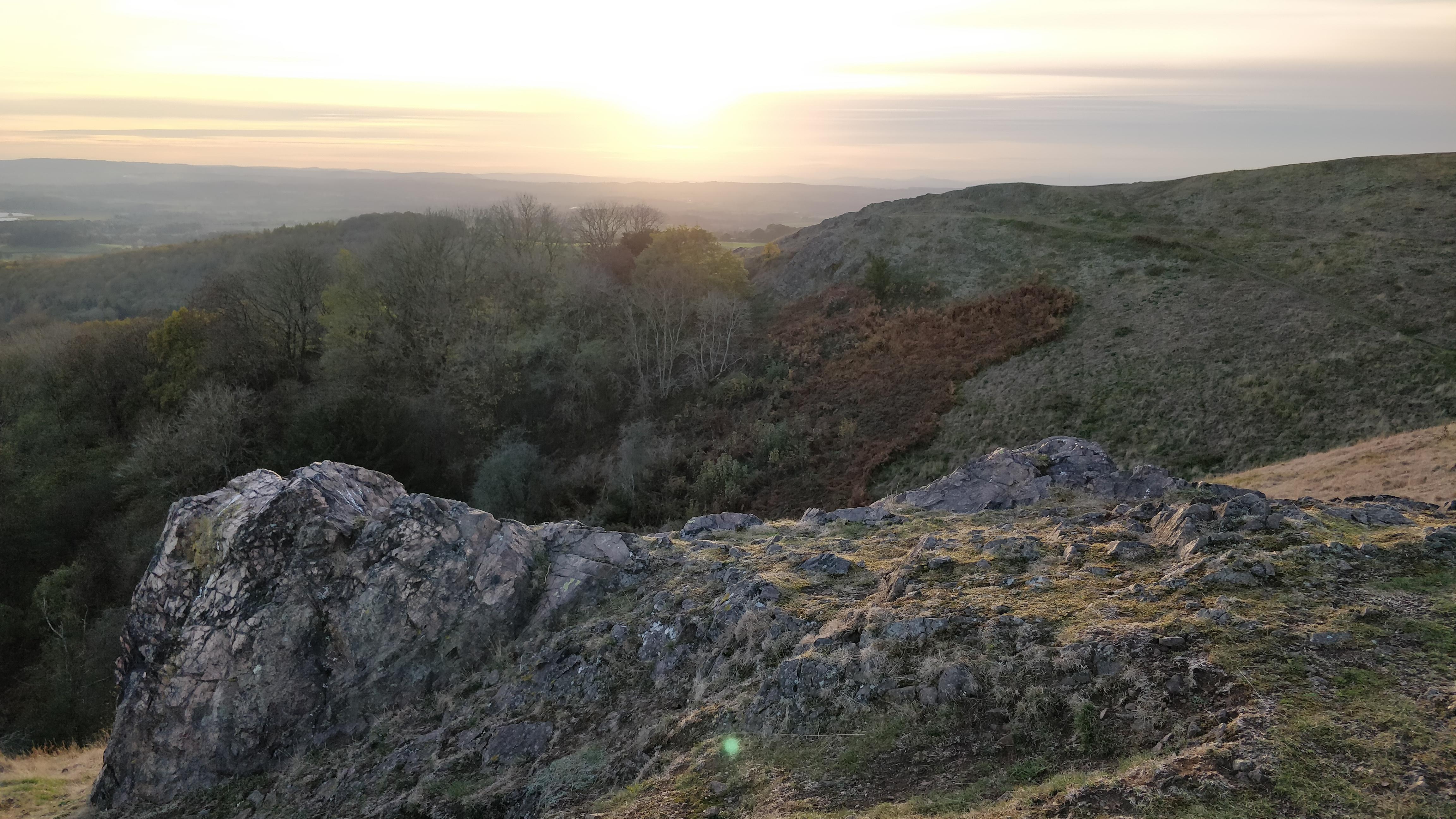 Malvern Hills, Ragged Stone