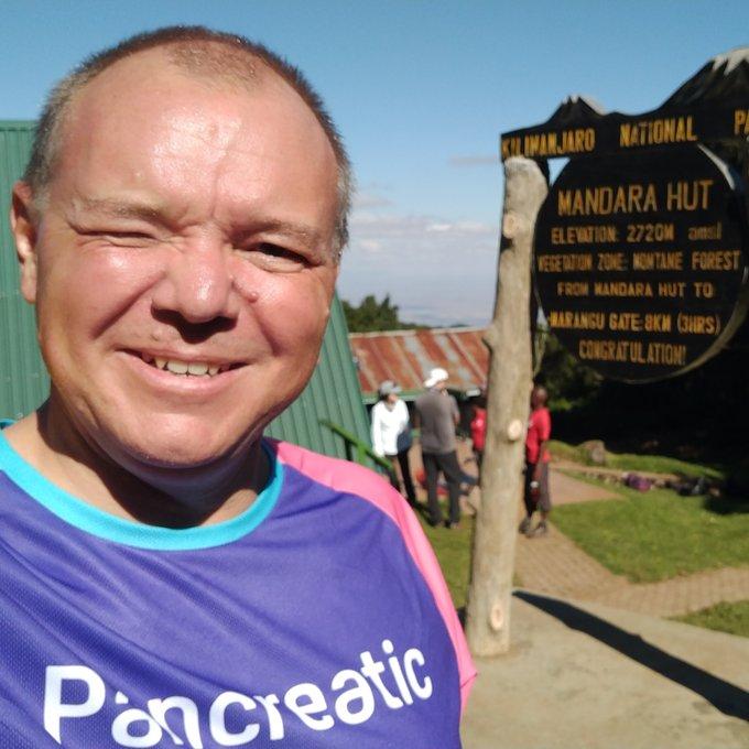 Day 9: Mandara Hut (Day 2 of Kilimanjaro part)
