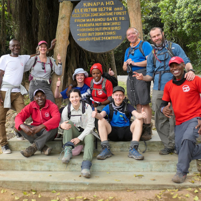 Day 14: The Descent (Day 7 of Kilimanjaro part)
