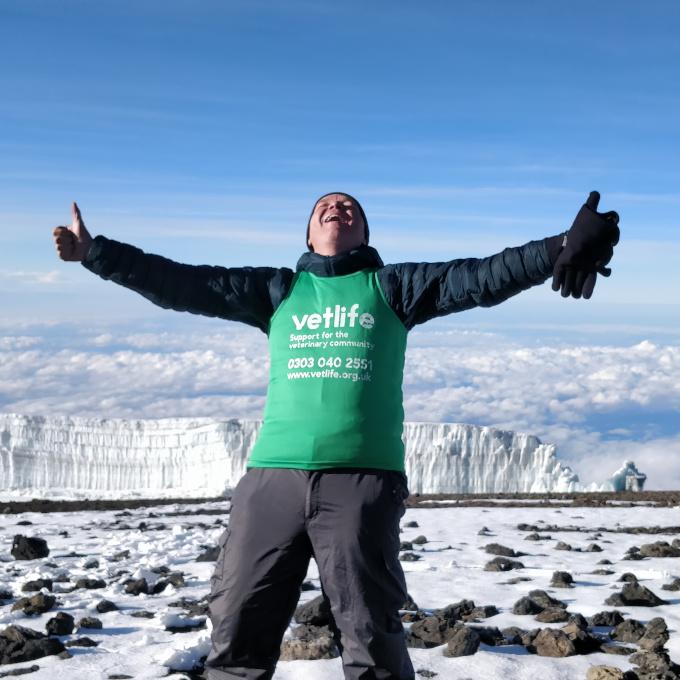 Day 13: Uhuru Peak / Horombo Hut (Day 6 of Kilimanjaro part)